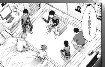 ジャガーン ネタバレ 最新25話 画バレ【スピリッツ最新26話】13.jpg