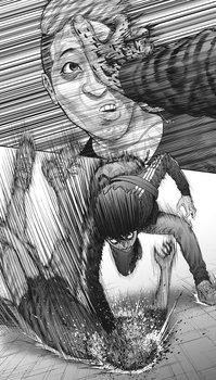 ジャガーン ネタバレ 最新32話 画バレ【スピリッツ最新33話】15.jpg